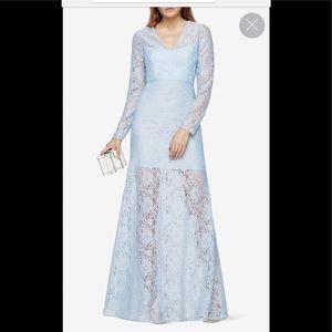 BCBG long sleeve lace